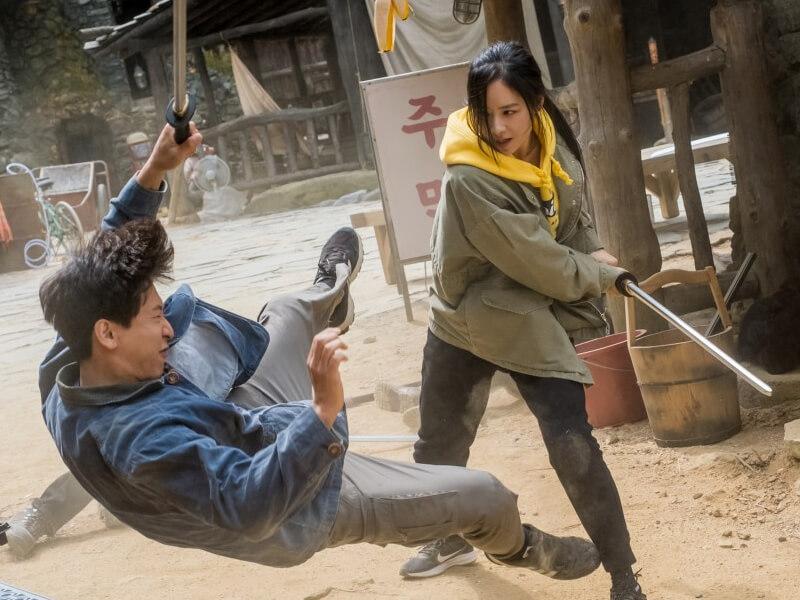 Ji-hye Ahn als Yeon-hee