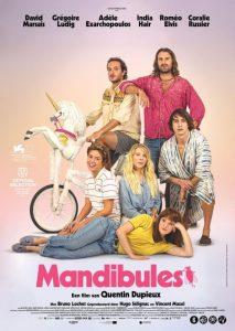 Mandibules recensie - poster