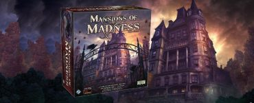 Mansions of Madness Second Edition recensie - Modern Myths