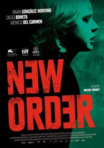 New Order recensie - poster