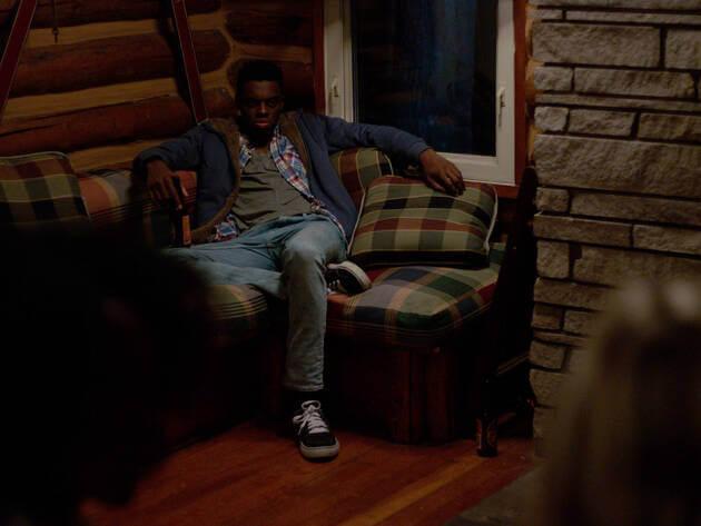 Oghenero Gbaje als Kevin