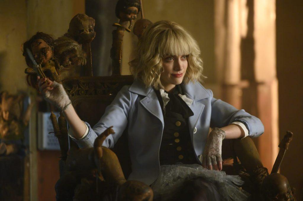 Rachel Skarsten als Alice in Batwoman