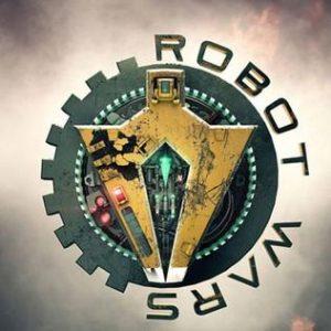 Robot Wars logo- BBC