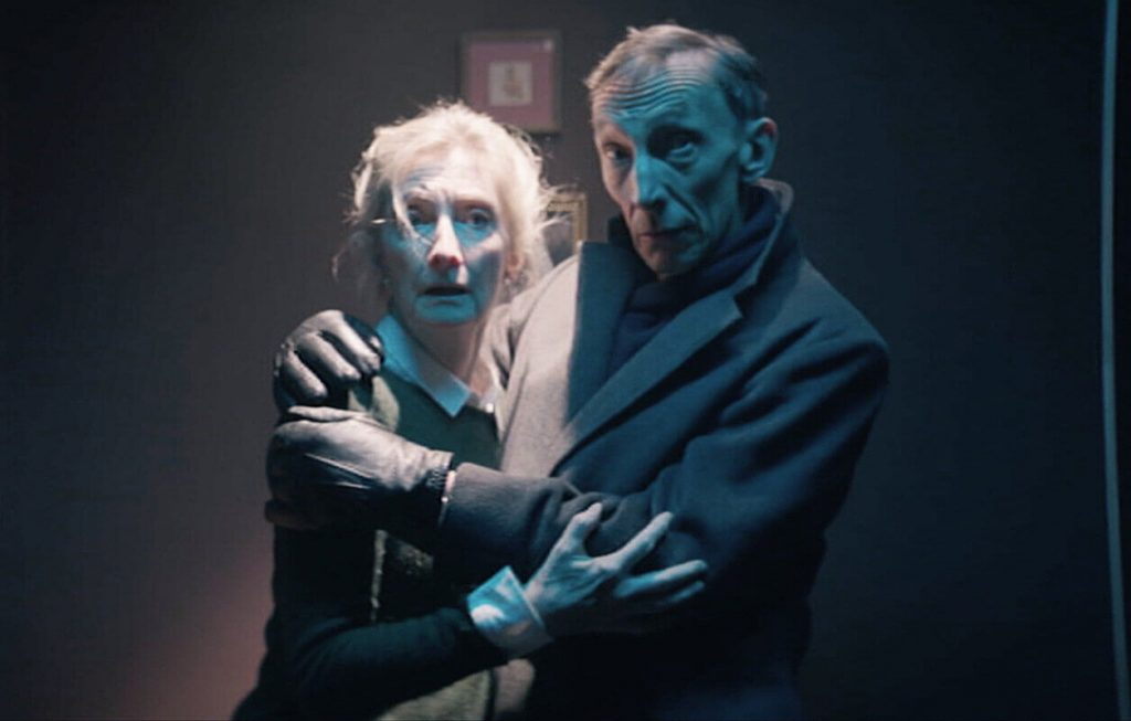 Sheila McCarthy en Julian Richings