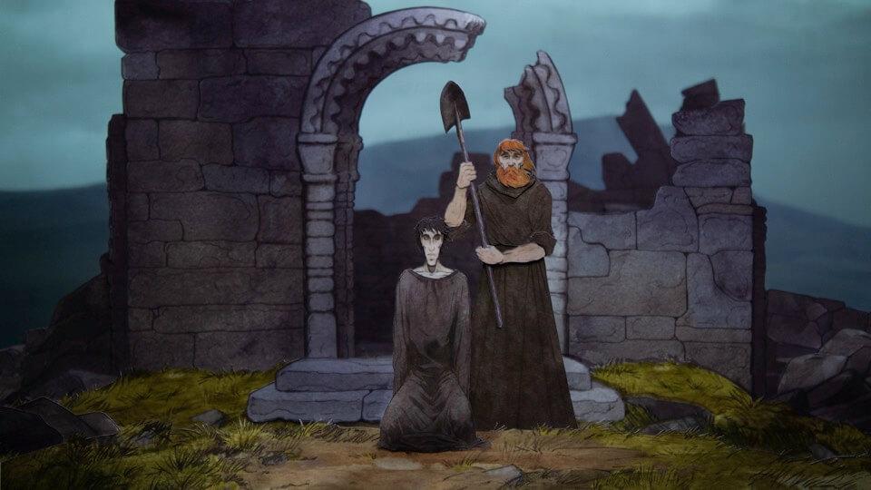 Imagine Film Festival 2021 shorts - The Grave of St. Oran