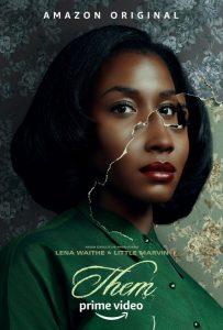 Them seizoen 1 recensie - Poster