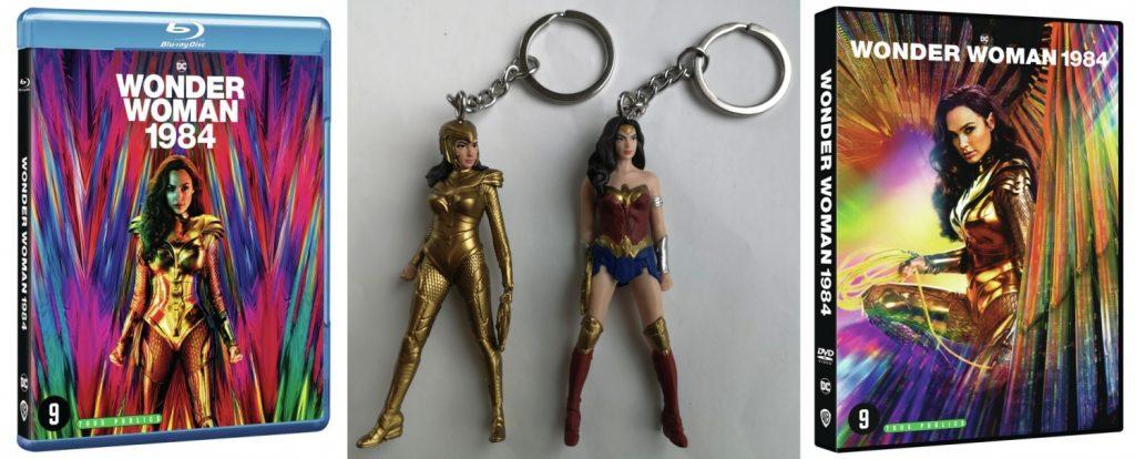 Wonder Woman 1984 winactie - prijzen