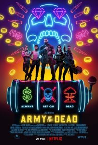 Army of the Dead recensie - Poster