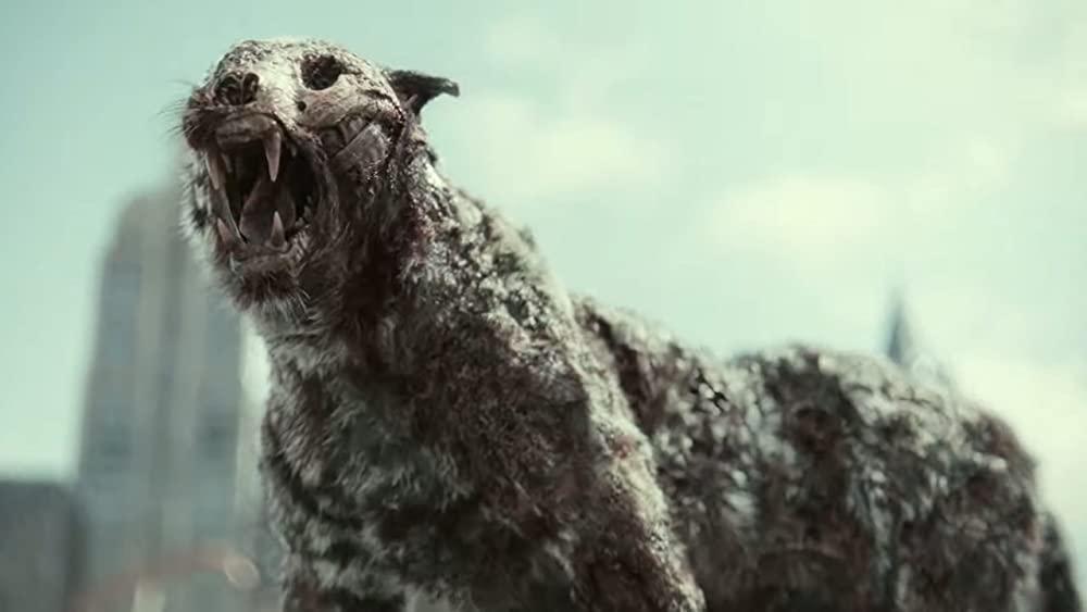 Army of the Dead recensie - Zombie tijger