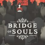 Bridge of Souls paperback - Victoria Schwab cover