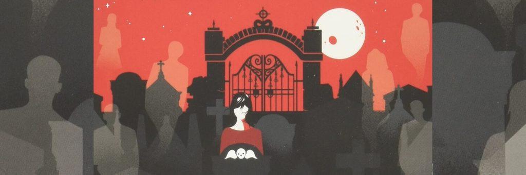 Cassidy Blake banner - Modern Myths