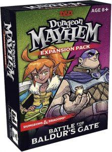 D&D Dungeon Mayhem - Battle for Baldur's Gate packshot