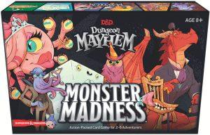 D&D Dungeon Mayhem - Monster Madness packshot