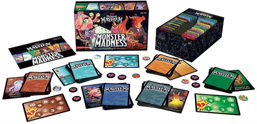 Monster Madness speloverzicht