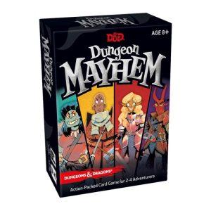 D&D Dungeon Mayhem packshot