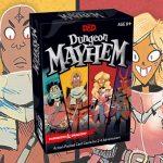 D&D Dungeon Mayhem recensie - Modern Myths
