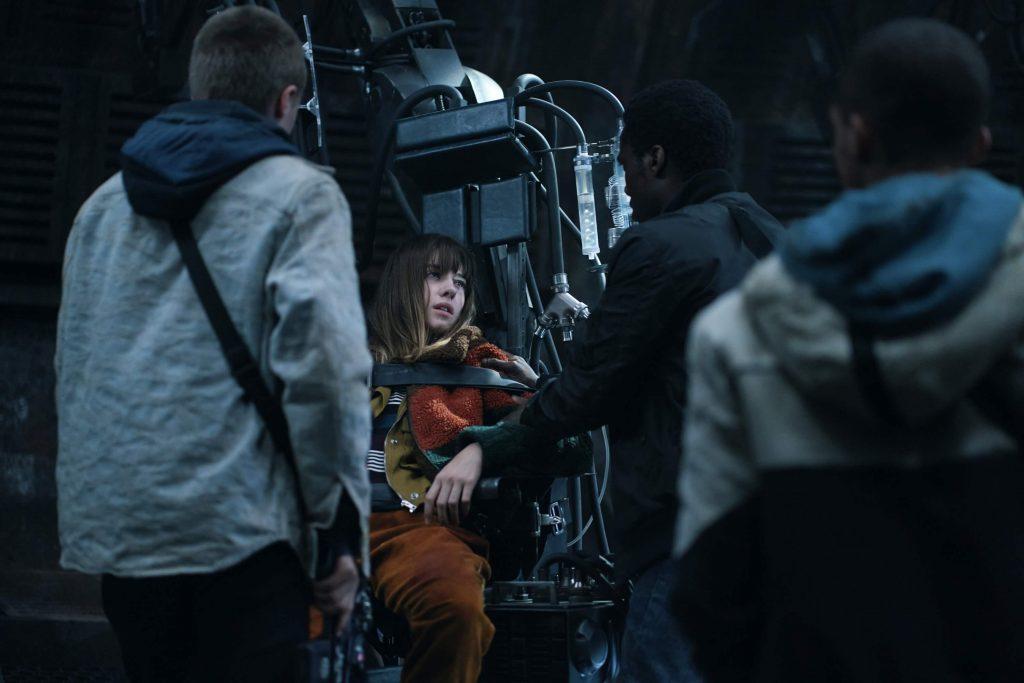 War of the Worlds Seizoen 2 recensie - Daisy Edgar-Jones als Emily Gresham
