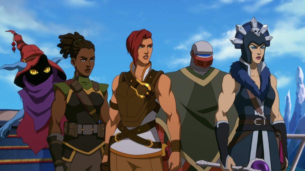 De helden van Grayskull