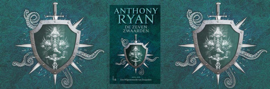 Anthony Ryan – Modern Myths banner