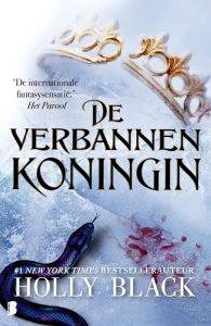 Elfhame: De Verbannen Koningin - cover