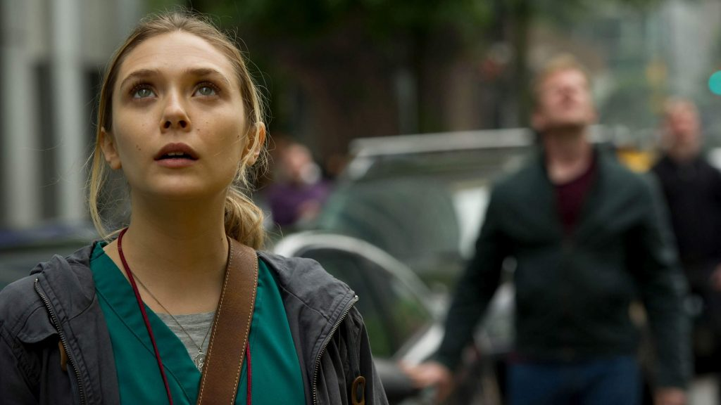 Elizabeth Olsen in Godzilla