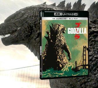 Godzilla 4K UHD winactie - Modern Myths