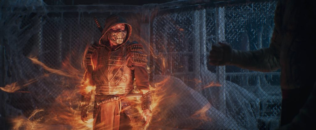 Hiroyuki Sanada als Scorpion