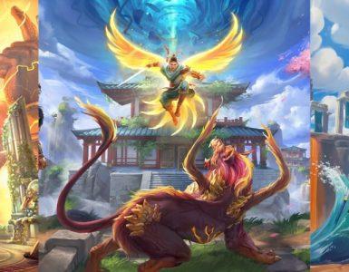 Immortals Fenyx Rising dlc - Modern Myths
