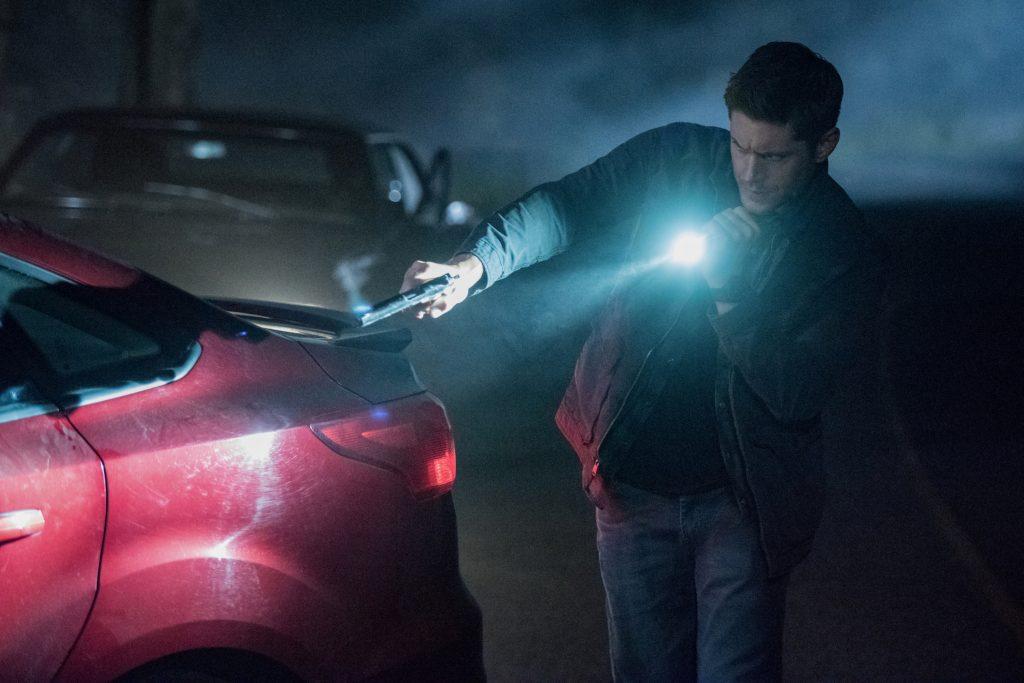Jensen Ackles in Supernatural seizoen 15
