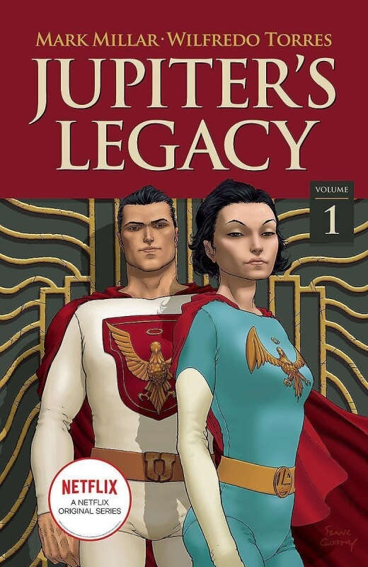 Jupiter's Legacy Vol 1