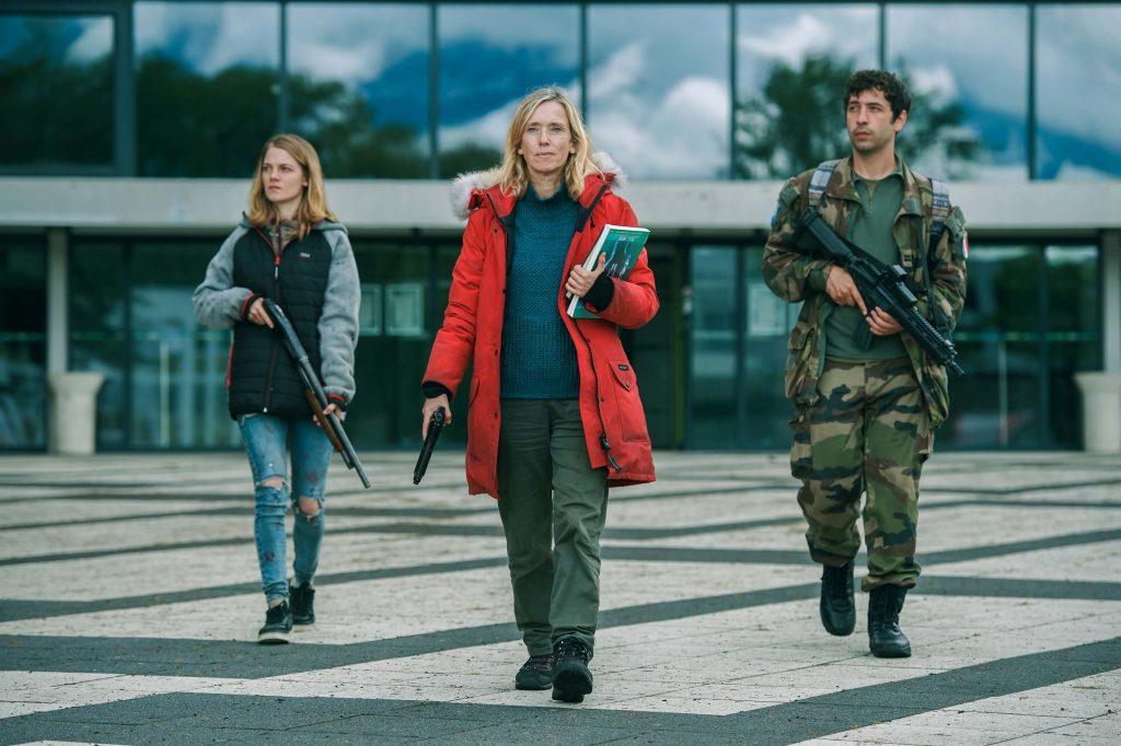 War of the Worlds Seizoen 2 recensie - Léa Drucker als Catherine Durand