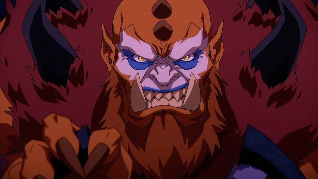 Masters of the Universe Revelation - Beast Man