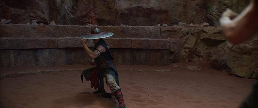 Max Huang als Kung Lao