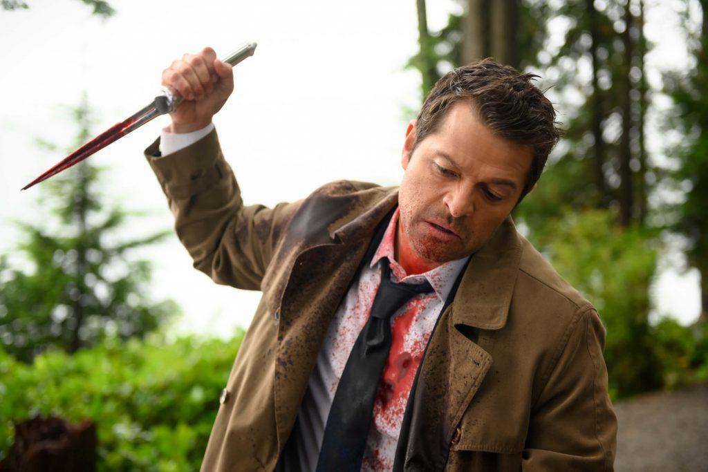 Misha Collins als Castiel - Supernatural S15