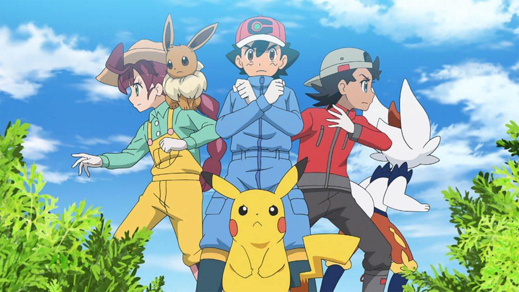 Modern Myths Nieuws 2021: Week 18 - 19: Pokémon Master Journeys - The Series