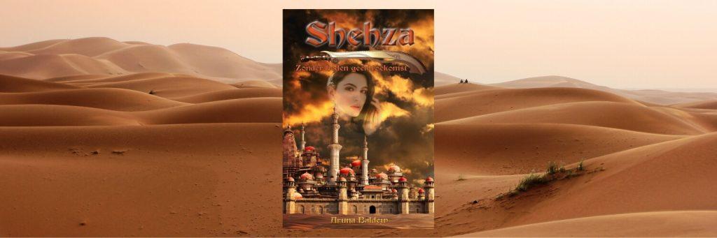 Shehza recensie – Modern Myths