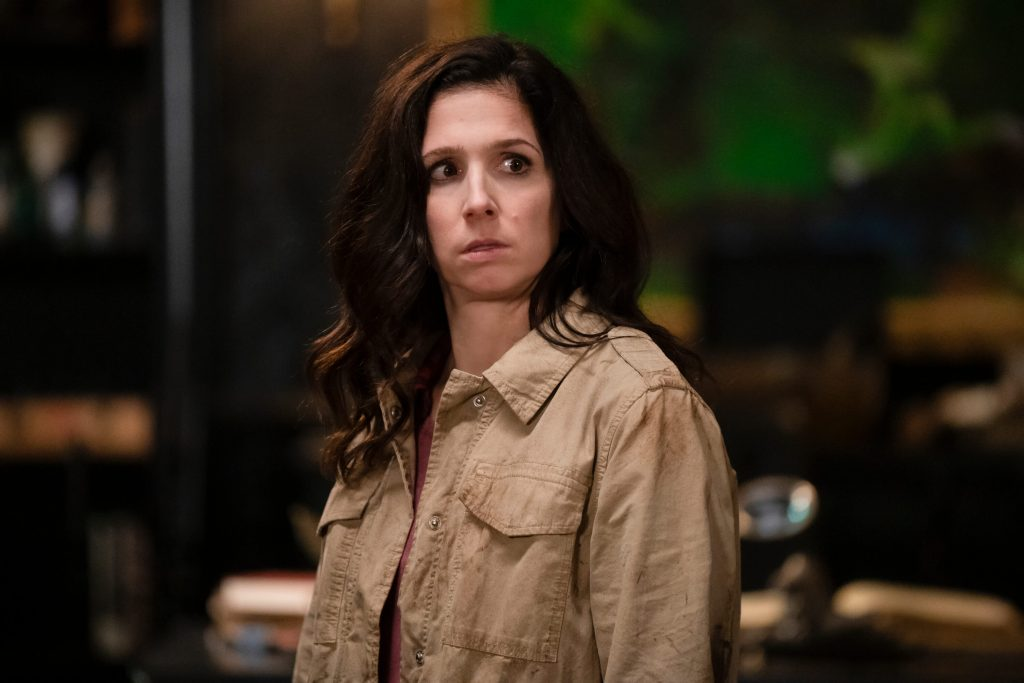 Shoshannah Stern als Eileen Leahy - Supernatural S15