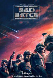 Star Wars: The Bad Batch recensie - Poster