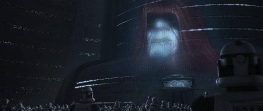 Star Wars: The Bad Batch recensie - The Emperor