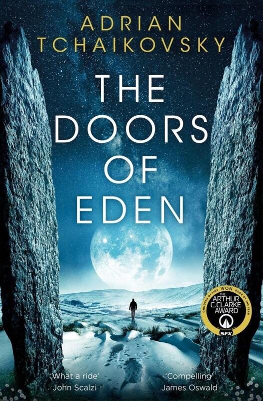Top 5 Dinosaurus verhalen - The Doors of Eden - Adrian Tchaikovsky