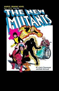 The New Mutants - 1982