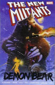 The New Mutants - Demon Bear