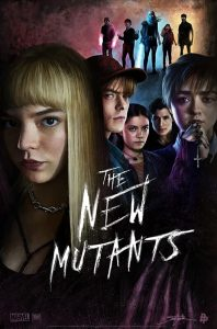 The New Mutants - poster