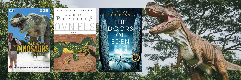 Top 5 Dinosaurus verhalen – Johan Klein Haneveld