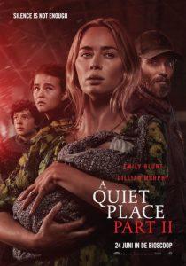 A Quiet Place Part II recensie - poster