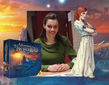 Adventures in Neverland interview - Modern Myths artwork