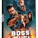 Boss Level dvd - packshot