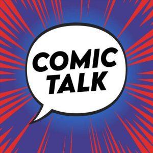 Modern Myths Nieuws 2021: Week 23 - 24: Comic Talk NL logo