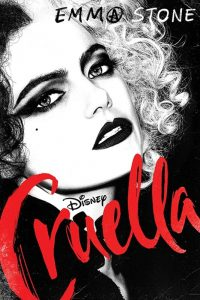 Cruella recensie - Poster