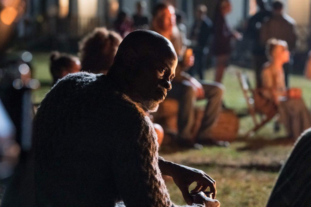 Djimon Hounsou in A Quiet Place Part II